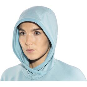 Icebreaker Mira Midlayer Dames blauw
